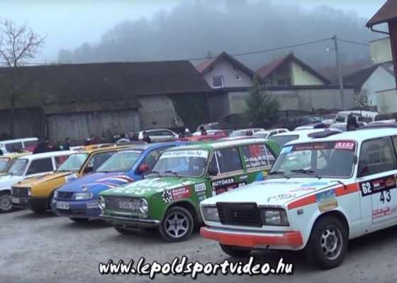 5.Santa Domenica Rally Show 2014.The Movie Lepold Sportvideo