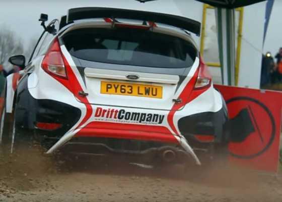 Rally Show Santa Domenica 2014 - Official video
