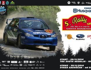 Sve je spremno za najveći spektakl oktana i brzine - 5. Rally Show Santa Domenica!